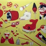 11平野恵里子ー版画・おもちゃ絵