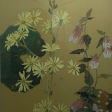 花の(つわ蕗、蛍袋)変形20